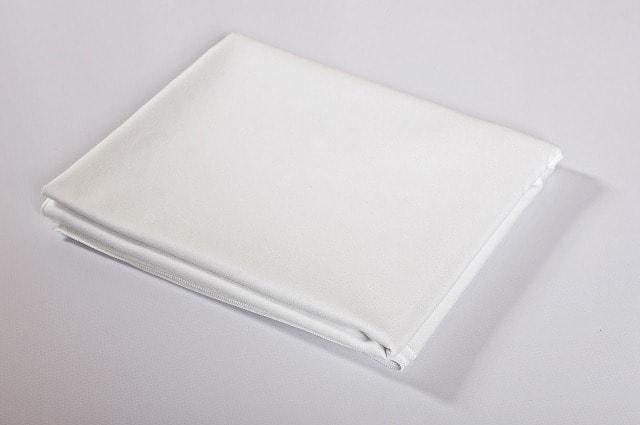 Скатерть для фуршетного стола белая 2550 *1005