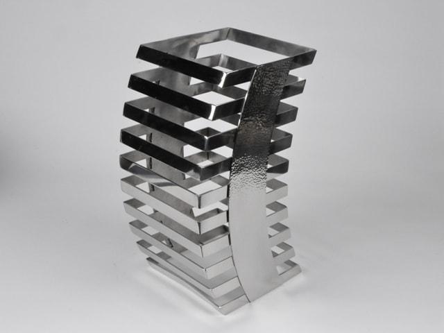 Подставка ребристая из метала (С- образная) h 400 мм.