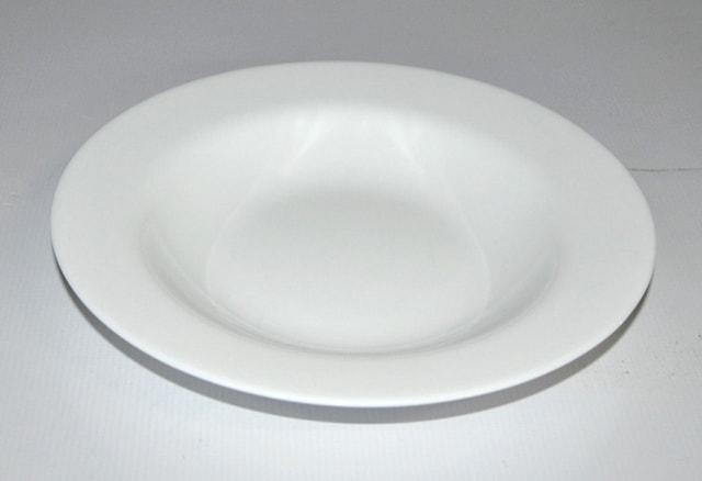 Тарелка для первого керамическая суповая d 230