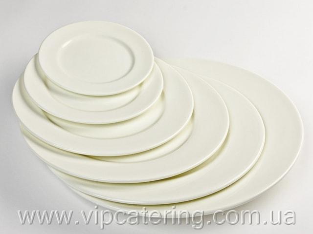 Тарелка фарфор d  150