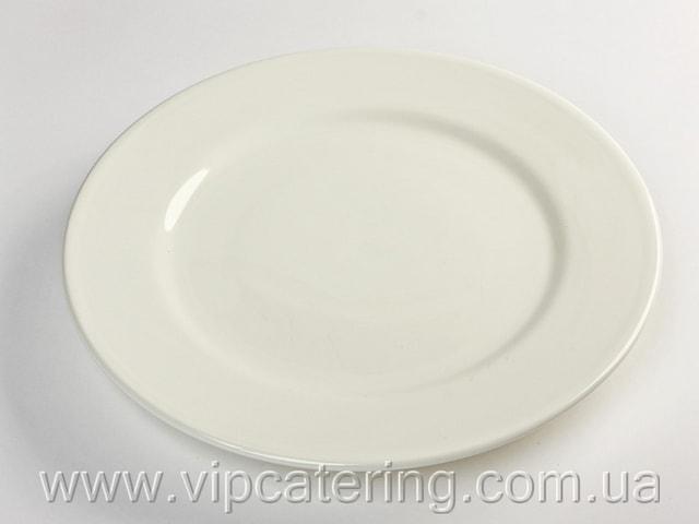 Тарелка фарфор d  320